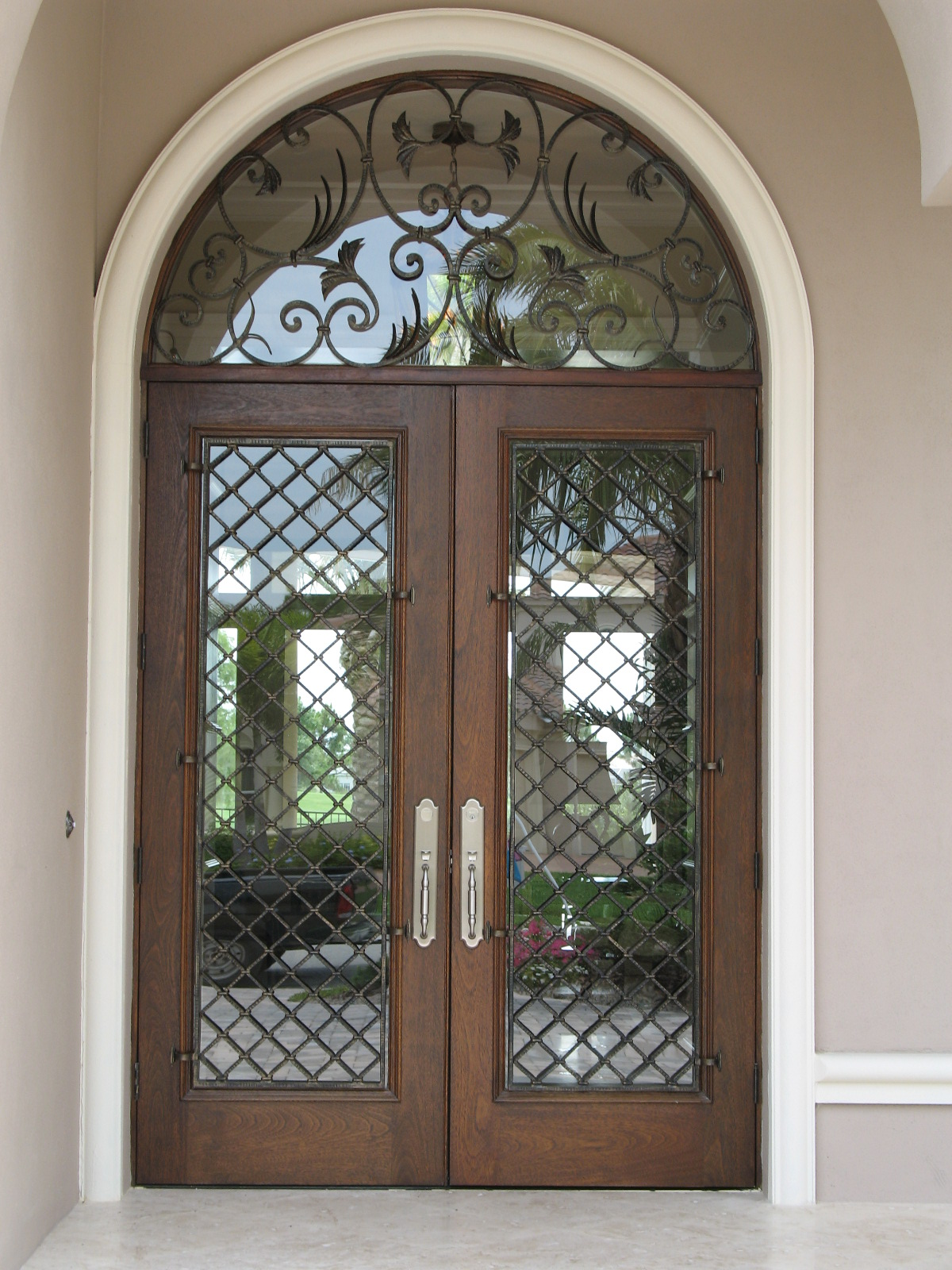 1600 #4C6A7F Solid French Doors Interior Solid Wood Doors Interior save image Solid Exterior Doors 39071200