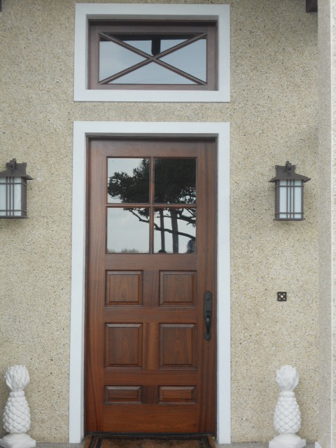 Doors crafter is a manufacturer of unique entry door for Wood entry door manufacturers