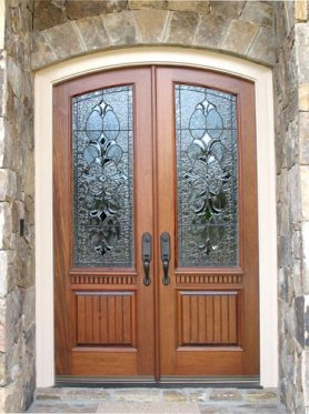 Welcome to gallery browse thru our for Unique exterior french doors