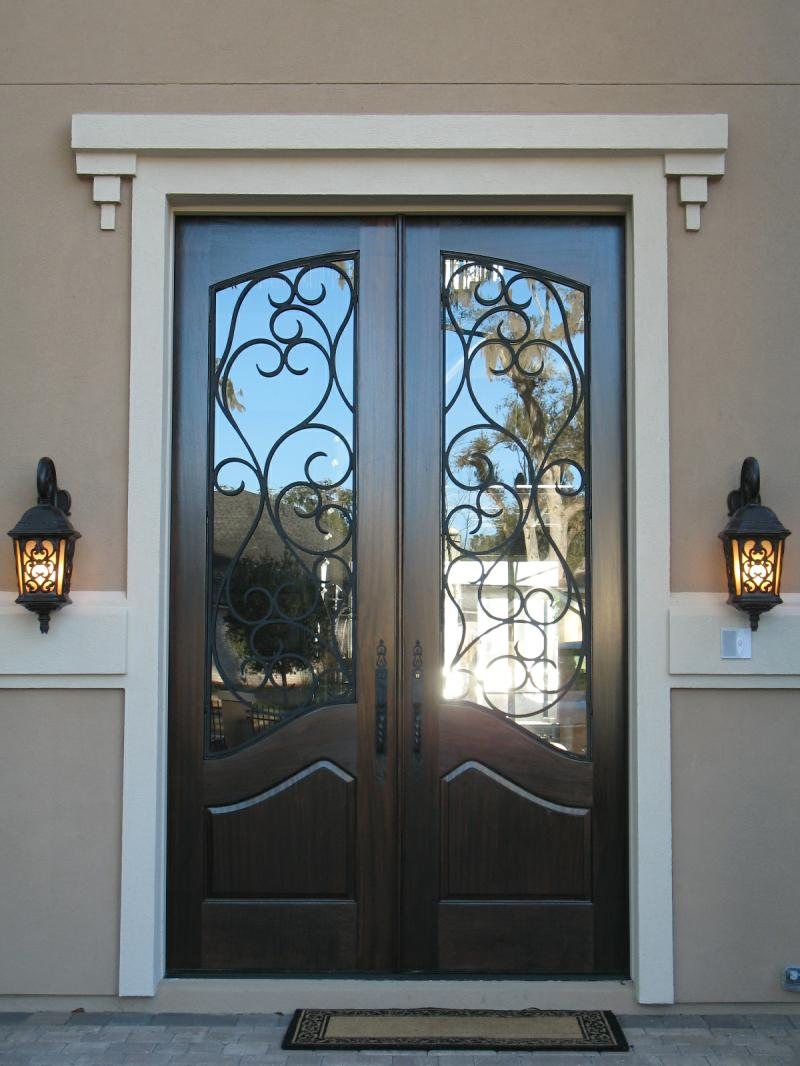 French Exterior Doors Steel: Doors Crafter Is A Manufacturer Of Unique Entry Door